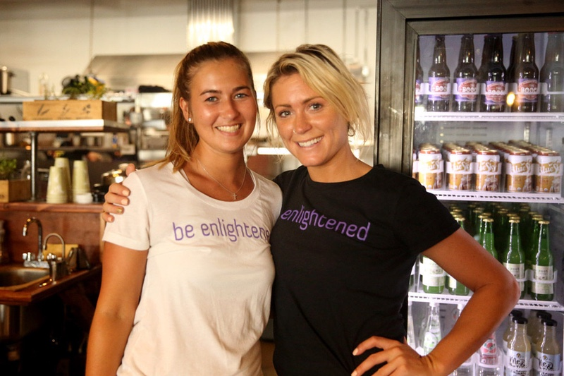Enlightened Cafe Team Members